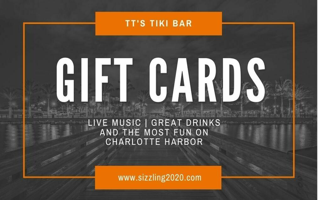 TT's Gift Card