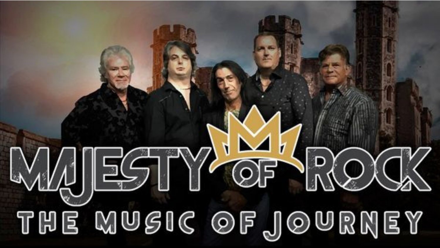 Journey Tribute: Majesty of Rock VIP Tickets (May 29th)