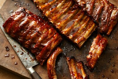 Non-GMO St. Louis Style Pork Ribs 1.74 - 1.99 lb