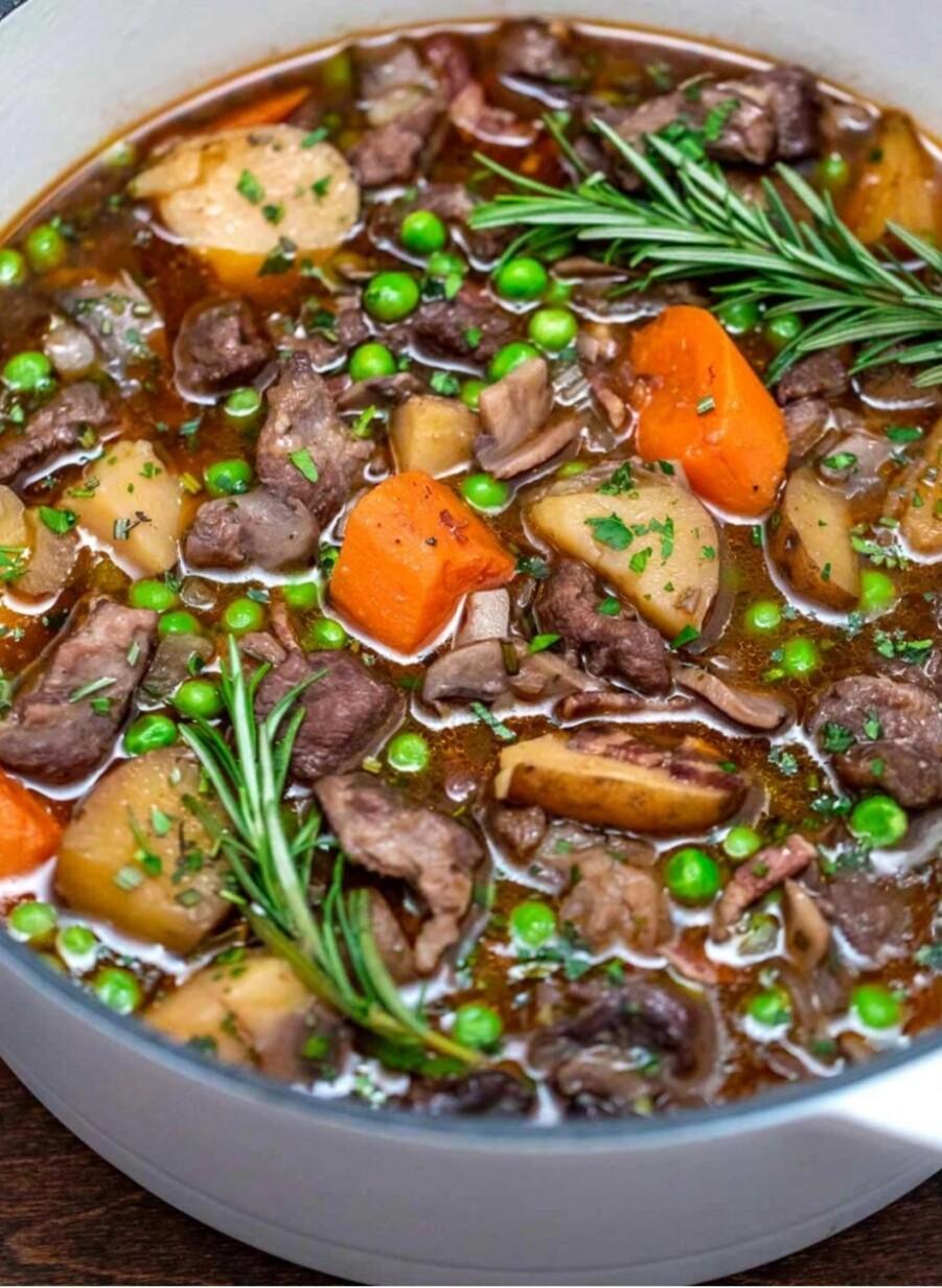 Lamb Stew Meat - 1 lb