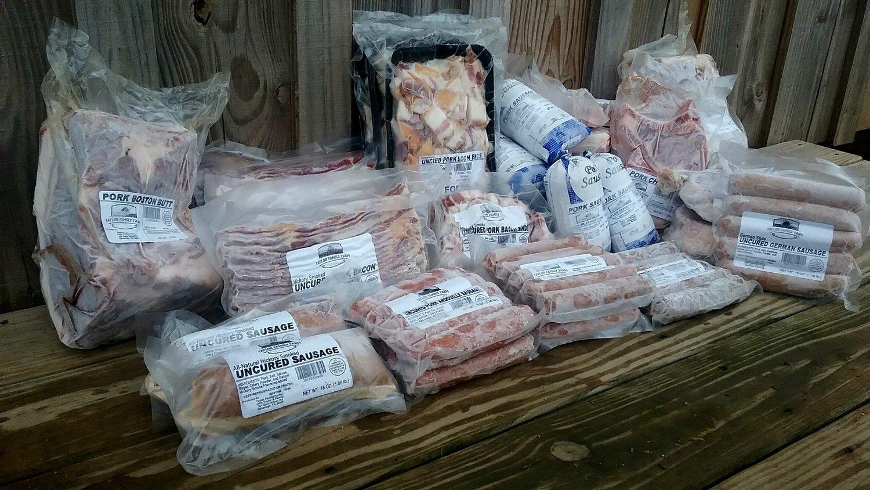 Large Family Pork Pack