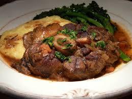 Osso Bucco - Beef Shanks