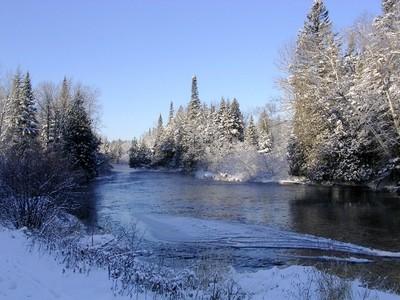 Winter on the Upper Namekagon