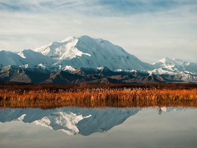 Denali Fall