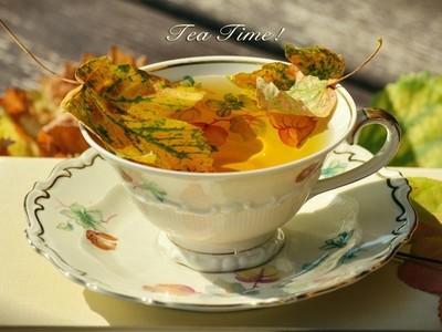 Fall Cup of Tea