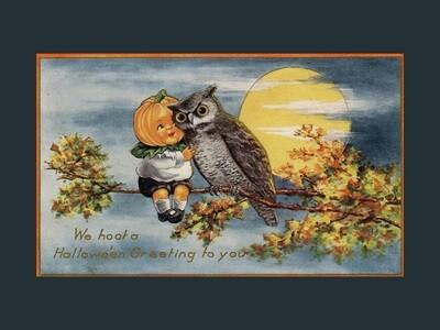 Hoot a Halloween