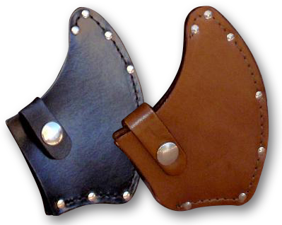 Slotted Sheath for Axes