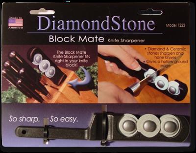 DiamondStone BlockMate Sharpener