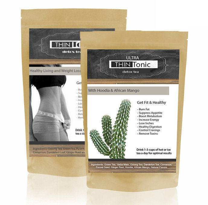 Ultra & Original THINTonic Tea Bundle
