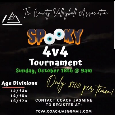 4 on 4 Tournament