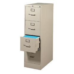 archivador vertical carpetas tipo carta 4 cajones 18in office depot 940476