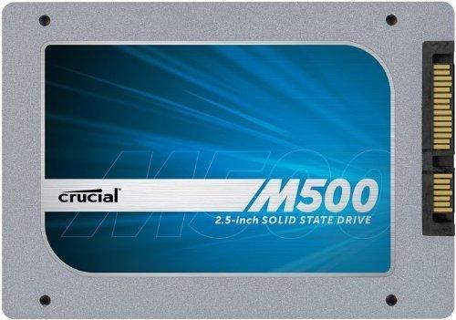 DISCO DURO CRUCIAL SSD SATA3 2.5IN 240GB M500 7MM ADAP. 9MM MAX LECTURA/ESCRITURA 500/250 MB/S CT240M500SSD1.PK01