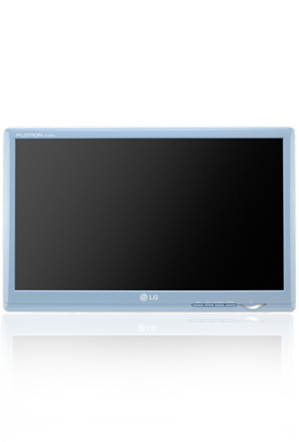 MONITOR LCD 19IN SLIM LG W1930S COLOR AZUL 1366X768 16:9 30000:1 250CD/M2 5MS VGA