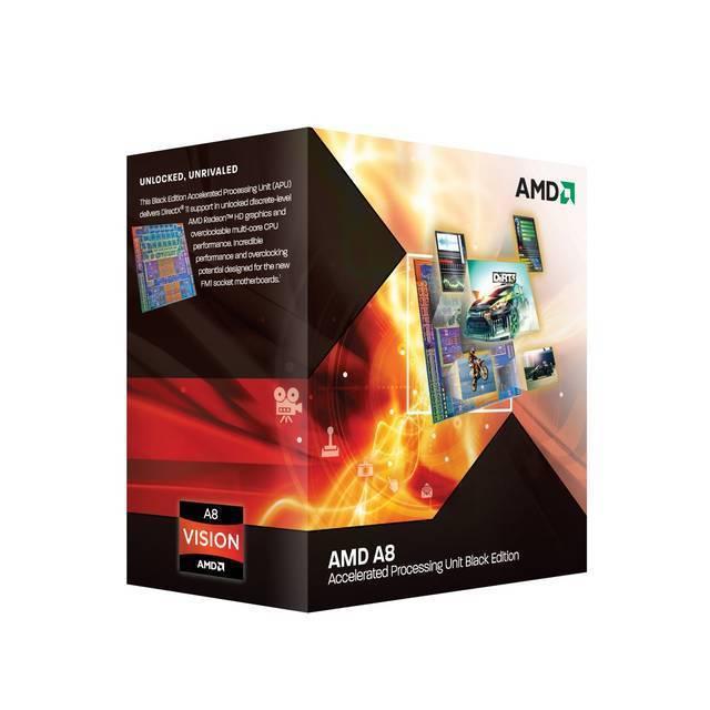 amd fm1 a8-3870k