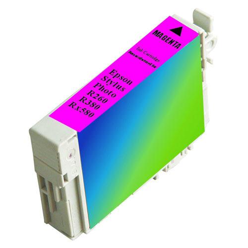 tinta epson compatible t078320 magenta r260 r280