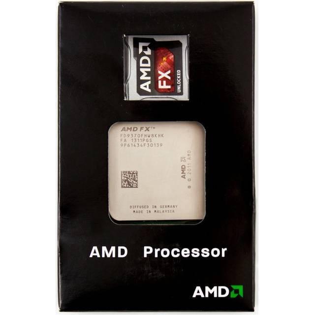 PROCESADOR AMD AM3+ FX-9370 VISHERA EIGHT-CORE 4.4GHZ MAX 4.7GHZ 8 THREAD 8MB L2 16-W 8MB L3 64-W 32NM DDR3-1866 29.9GB/S 220W FD9370FHHKWOF SIN VENTILADOR