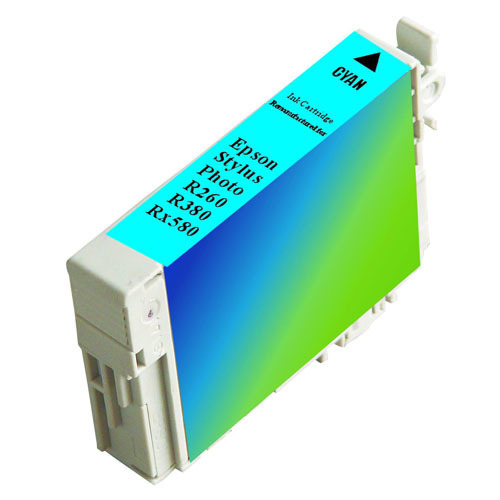 TINTA EPSON ORIGINAL T078220 AZUL/CYAN R260 R280