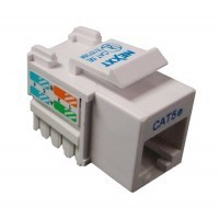 ROSETA KEYSTONE DE PARED NEXXT RJ45 1 PTO CAT5E