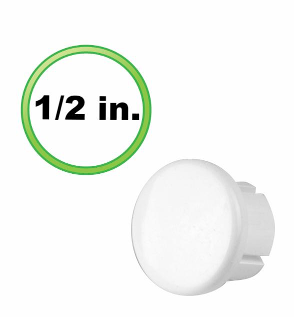 Internal Cap (1/2 inch)