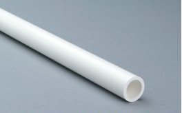 Unprinted Utility Pipe (1/2 inch)