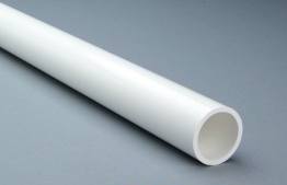 Unprinted Utility Pipe (1-1/4 inch)