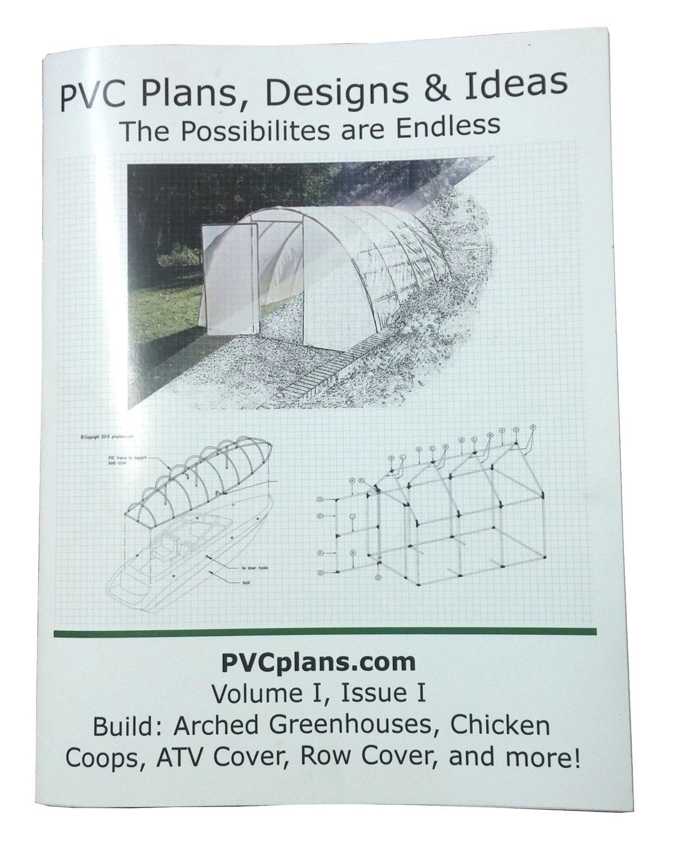 PVC Plans Magazine