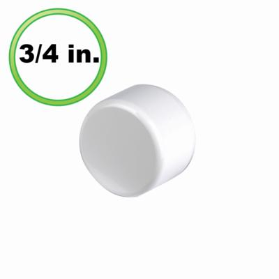 Flat Top Cap (3/4 inch)