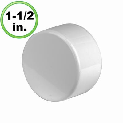 Flat Top Cap (1-1/2 inch)