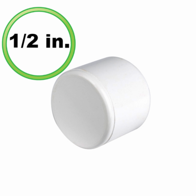 Flat Top Cap (1/2 inch)