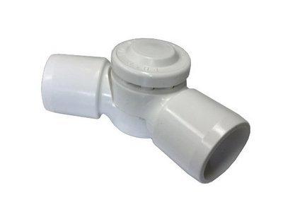 Adjustable 2-Way PVC Ell 3/4