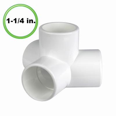 Three Leg Tee (1-1/4 inch)