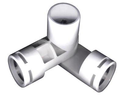 3- Way Adjustable Joint Fitting 1 inch