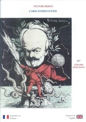 Victor Hugo: Caricatures d'Exil