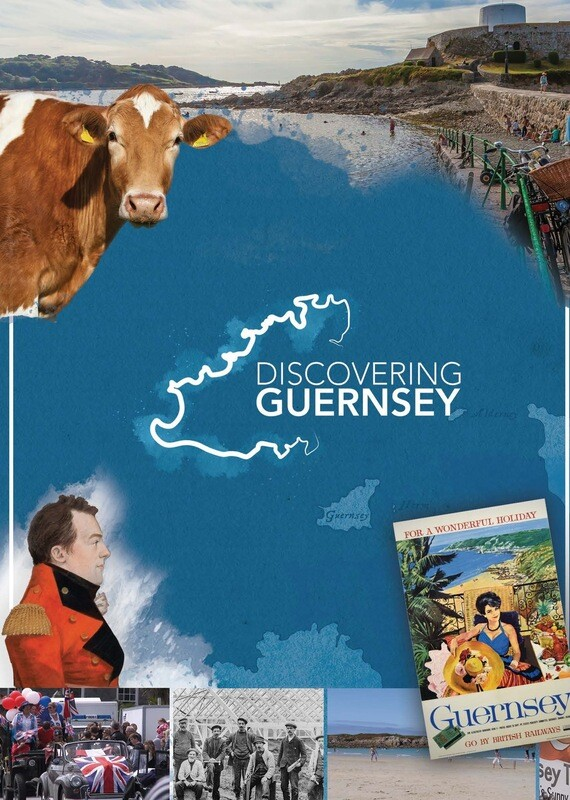 Discovering Guernsey (DVD)