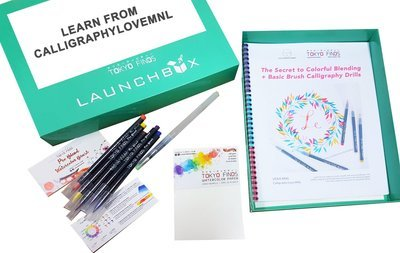 [NEW] Launchbox : The Secret to Colorful Blending by CalligraphyLoveMNL