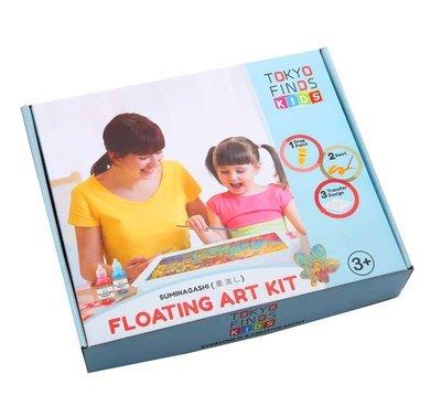 Tokyo Finds Kids Floating Art Kit