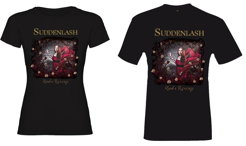 """Suddenlash T-Shirt - """"Soul's Revenge"""""""