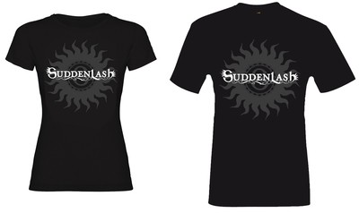 Suddenlash T-Shirt - Logo Design