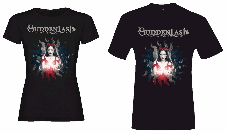 Suddenlash T-Shirt - Tour 2016