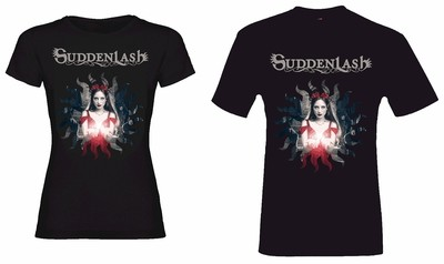 Suddenlash T-Shirt - Tour 2016