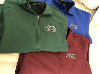 CCOA Soft Shell Jacket