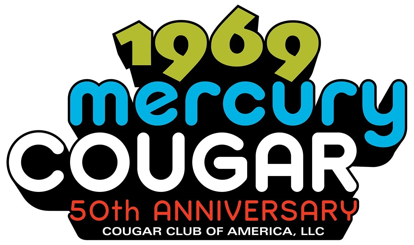 1969 50th Anniversary Decal