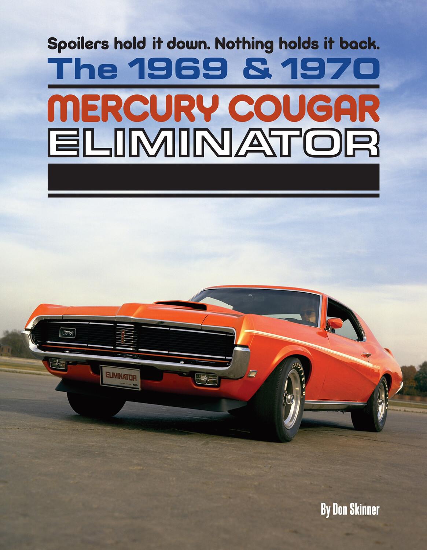 Mercury Cougar Eliminator Book
