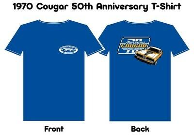 1970 50th Anniversary T-Shirt