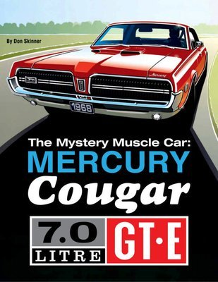 Mercury Cougar GT-E  Book
