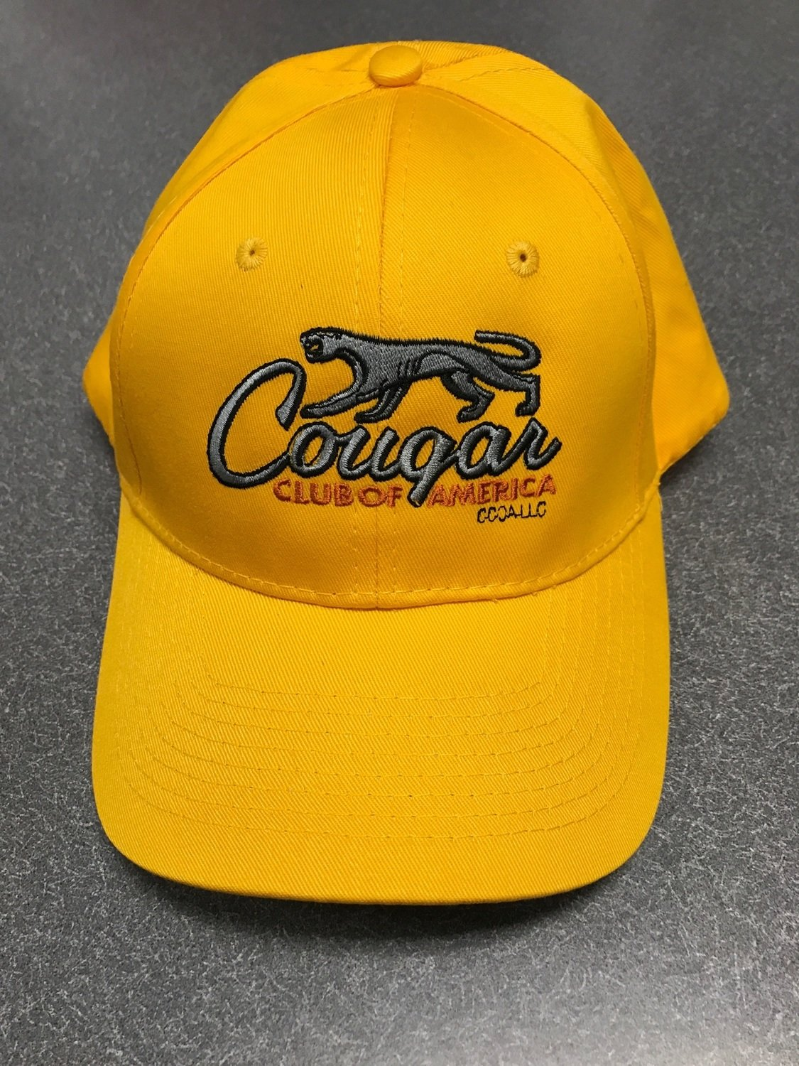CCOA Hat (Competition Gold)
