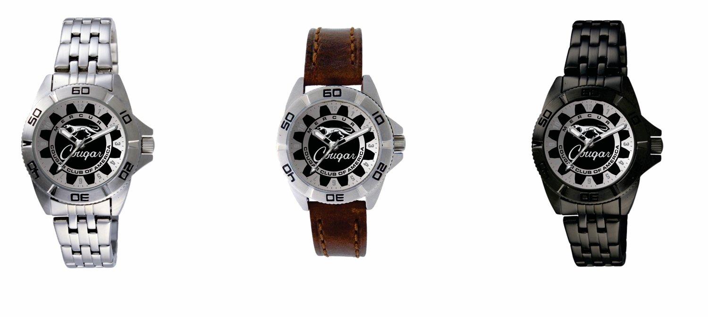 CCOA Mercury Cougar Medallion Watch (Preorder)
