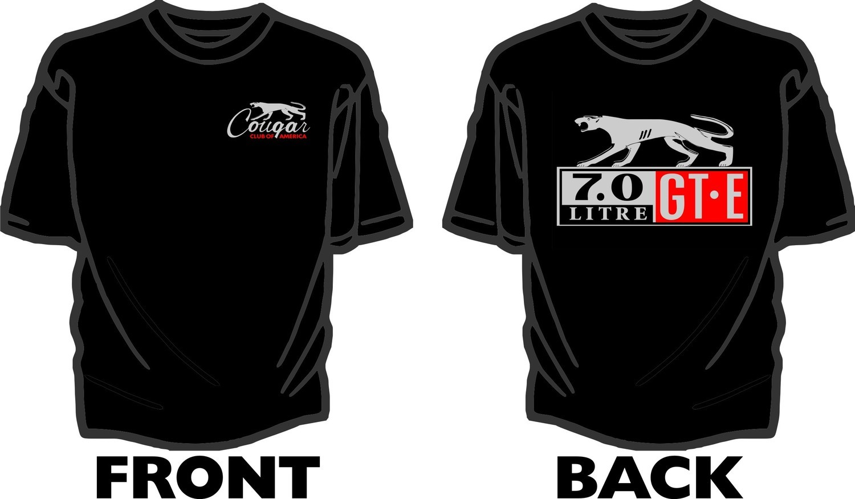 Cougar GTE Shirt