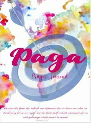 PAGA Xperience Prayer Journal