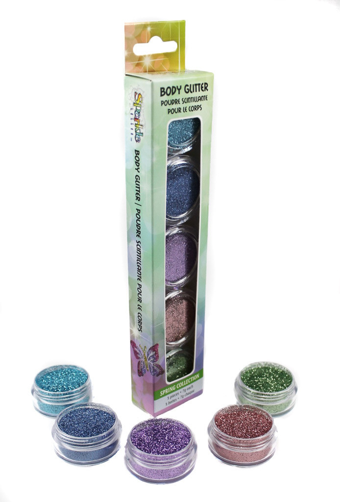 Spring Glitter Collection